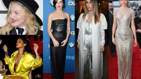 Celebrity red carpet photos best worst