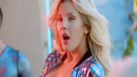 Ellie Goulding - Goodness Gracious music video