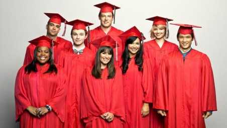 Glee Cast - Season 3 Graduates