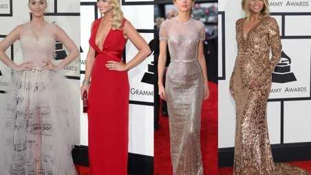 Grammys Syle Red carpet Photos Winners 2014
