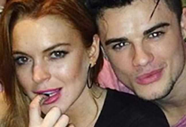 lindsay lohan dating 2014 Lindsay lohan dating british male model  saturday, january 11, 2014  hollywood starlindsay lohan is reported to have been dating a british student and male model.
