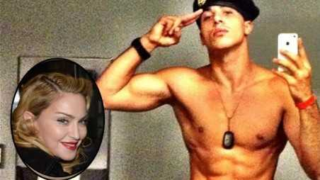 Madonna dating backup dancer timor steffens