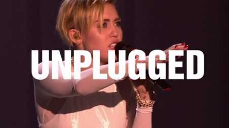 Miley Cyrus Unplugged Feature