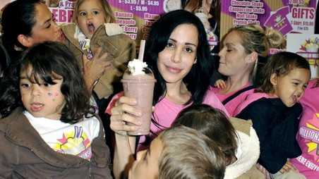 Nadya 'Octomom' Suleman Charged With Welfare Fraud—Facing Over Five Years In Jail