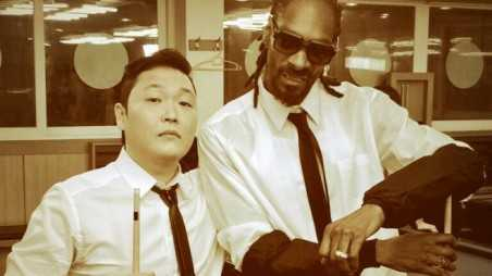 PSY Snoop Dogg Feature