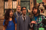 Pentatonix on Sesame Street 2014