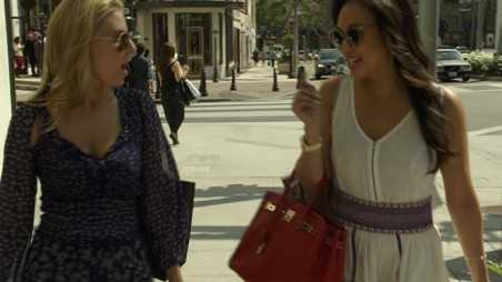 Rich Kids Beverly Hills Shopping Rodeo Video Photos fe
