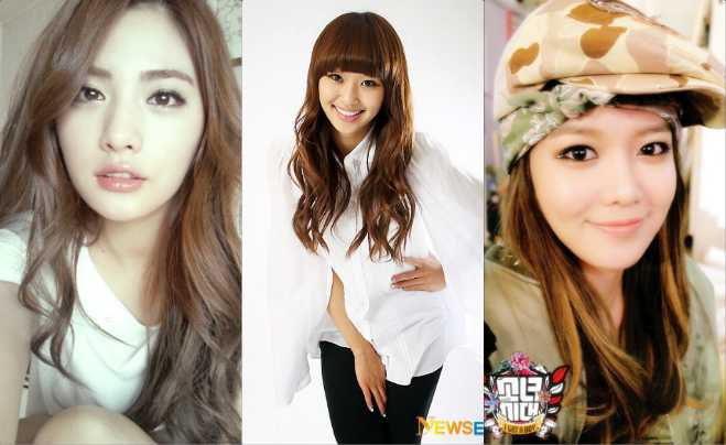 SISTAR's Hyorin Confesses She Wants Plastic Surgery To ... Hyorin Surgery