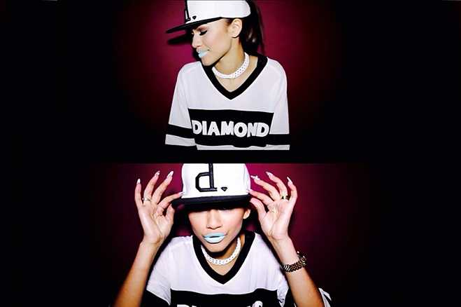 Zendaya My baby Video Replay