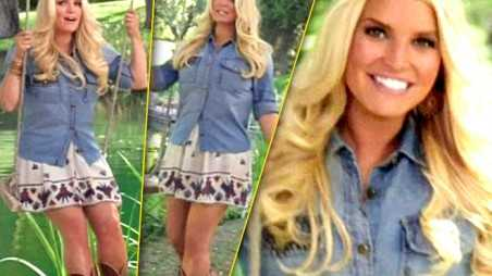 Jessica Simpson Weight Loss Photos Video Diet Weight Watchers Ad