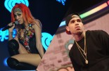 Bonnie McKee Chris Brown