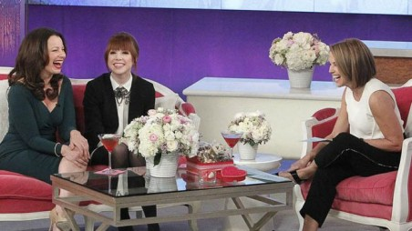 Carly Rae Jepsen & Fran Drescher on 'Katie'