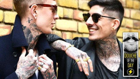 Douche-Of-Day-Duo-Hipsters-Tattoos-Beards-Mustaches-FE