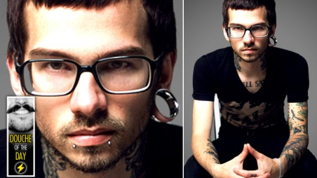 Douche-Of-Day-Earring-Hipsters-Tattoos-FE