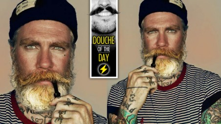 Douche Of Day Sailor Tattoos Hipsters Beards Mustaches