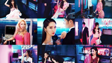 Girls' Generation MrMr Feature