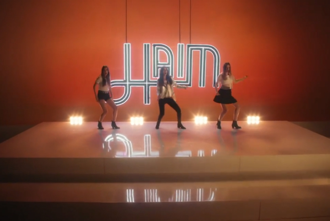 Haim If I Could Change Your Mind Feature
