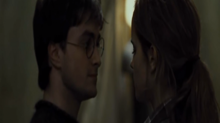 Harry Potter & Hermione Granger - Deathly Hallows Part 1