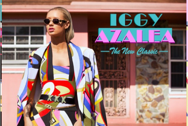 Iggy Azalea The New Classic Feature
