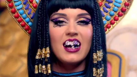 Katy Perry - Dark Horse Music Video Preview