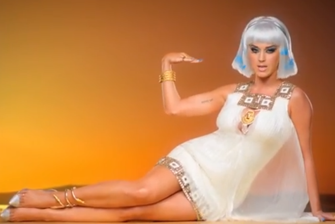 Katy Perry - Dark Horse Music Video