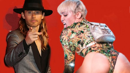 Miley Cyrus Dating Jared Leto Hooking Up