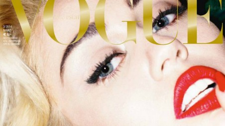 Miley Cyrus Vogue Feature