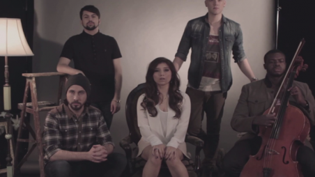 Pentatonix - Say Something Cover Video