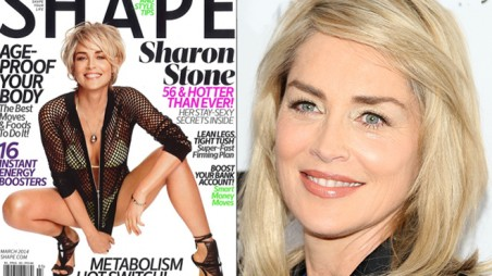 Sharon Stone Age Crazy Losing Looks Insecurities Shape