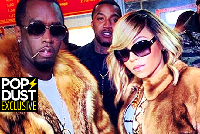 Diddy Fur PETA Feud Animal Cruelty