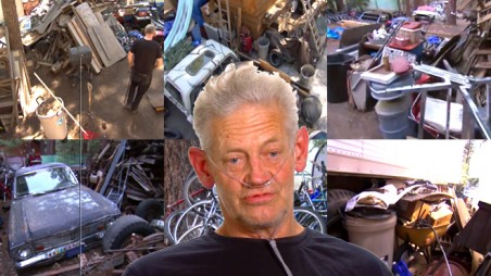 Hoarding Buried Alive Geoffrey Photos Video Extreme