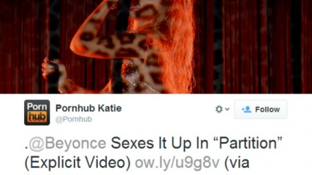 Beyonce Pornhub Feature