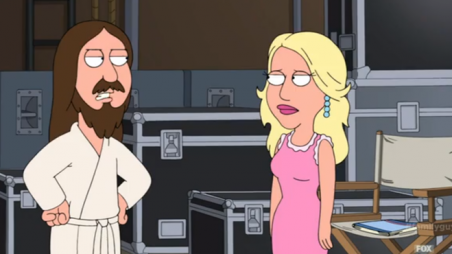 Carrie Underwood On Family Guy