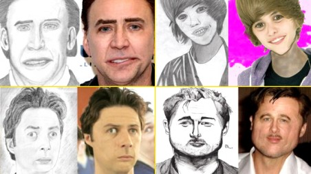 Celebrity-Fan-Art-Photos-Worst-Bad-Paintings-Drawings-Nic-Cage-Brad-Pitt-FE