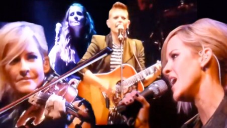 Dixie Chicks Wrecking Ball Video Miley Cyrus