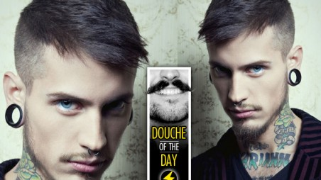 Douche Day Photos Hipsters Tattoos Beards Mustaches Vengeful