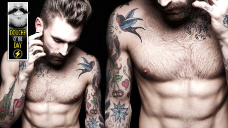 Douche-Day-Photos-Hipsters-Tattoos-Mustaches-Beards-Abs-FE