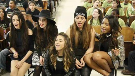 Fifth Harmony & PS22 Chorus 1