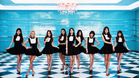 Girls' Generation Mr.Mr. Feature