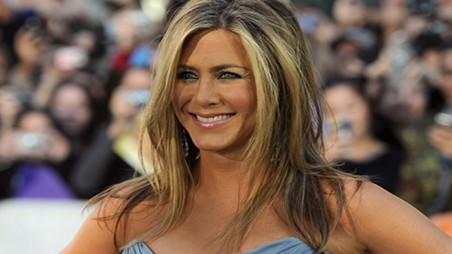Jennifer Aniston Ageism Sexism Hollywood WWD Aveeno Cake
