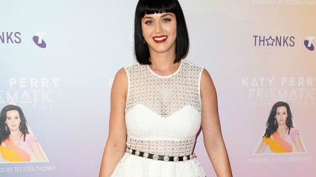 Katy Perry Prismatic Feature