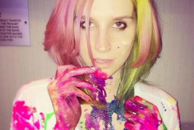 Kesha Rose Feature