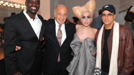 Lady Gaga Akon feature