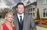 Miranda Lambert Blake Shelton Nashville House Photos