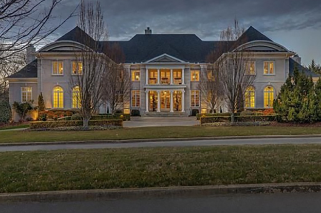 Blake Shelton villa in New Nashville