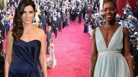 Oscars Style Winners Trends Academy Awards 2014 Photos