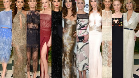 Oscars after party best worst dressed photos 2014 Academy Awards