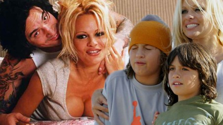 Pamela Anderson Sex Tape Tommy Lee Sons Watched