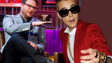 Seth Rogan Slams Justin Bieber Video Smoked Weed Watch What Happens Live