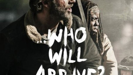 The Walking Dead Season 4 Finale - Terminus Poster